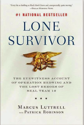 Lone Survivor  by Marcus Luttrell and Patrick Robinson - book cover