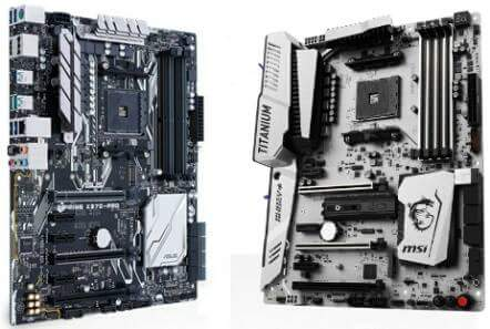 best am4 b350 ryzen motherboard