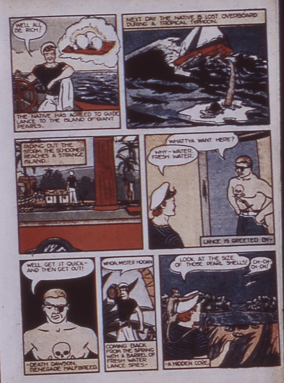 Read online WHIZ Comics comic -  Issue #3 - 43