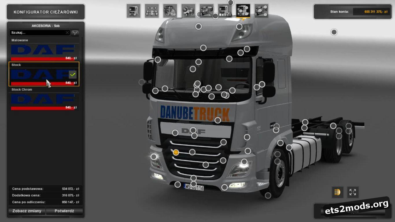 Reworked DAF Euro 6 V 0.6 [BETA]