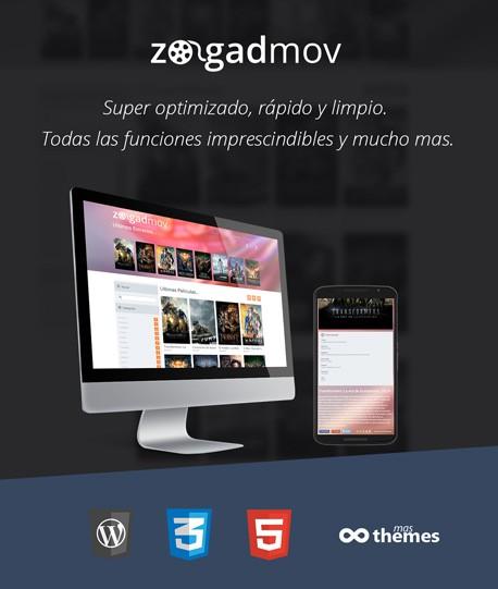 Zogadmov + Importador de Peliculas