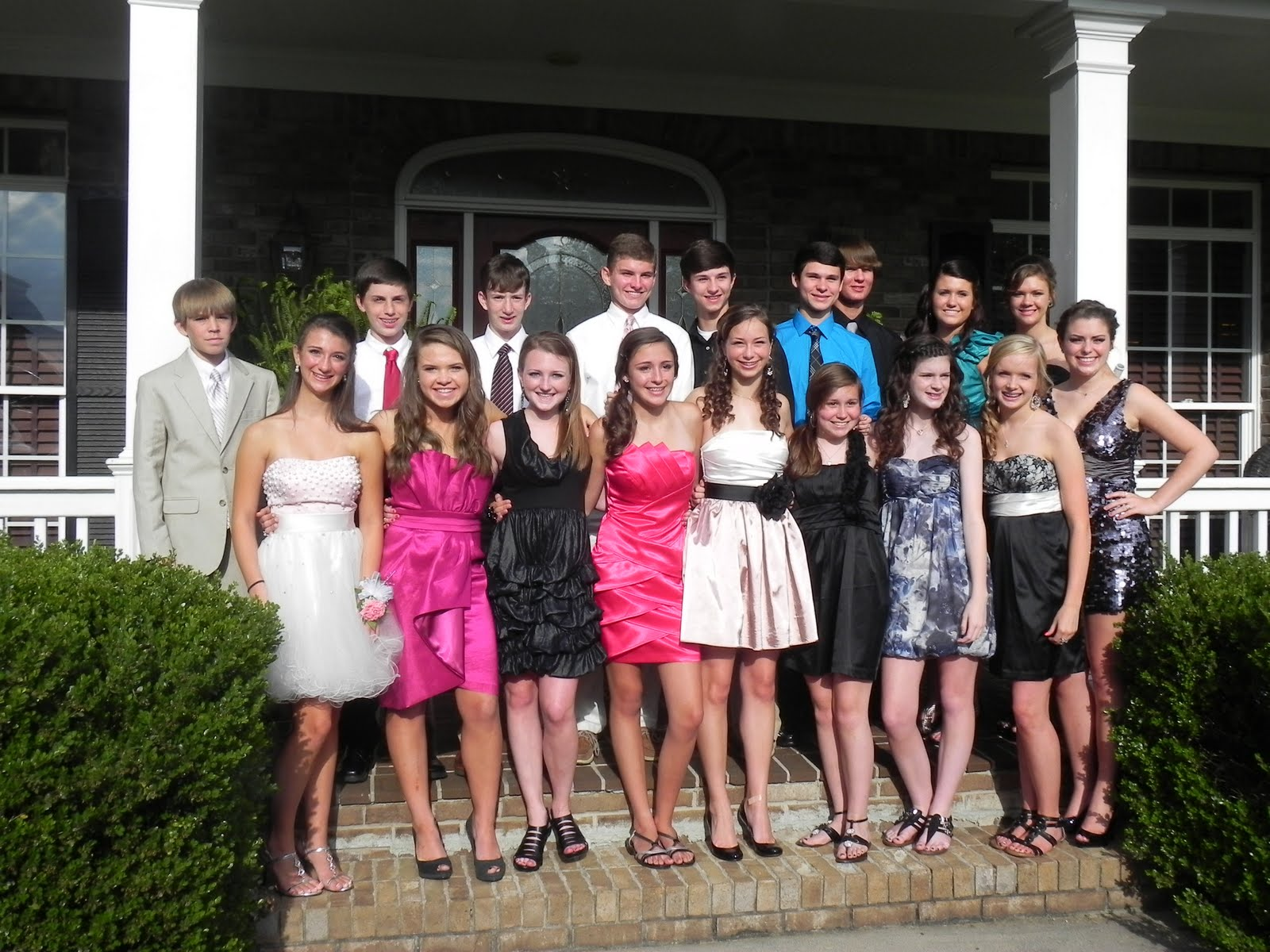 Outstanding 8Th Grade Formal How To Choose Your 8Th Grade Formal Dress Going Short Hairstyles Gunalazisus