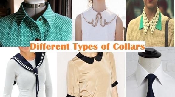 Different collar types