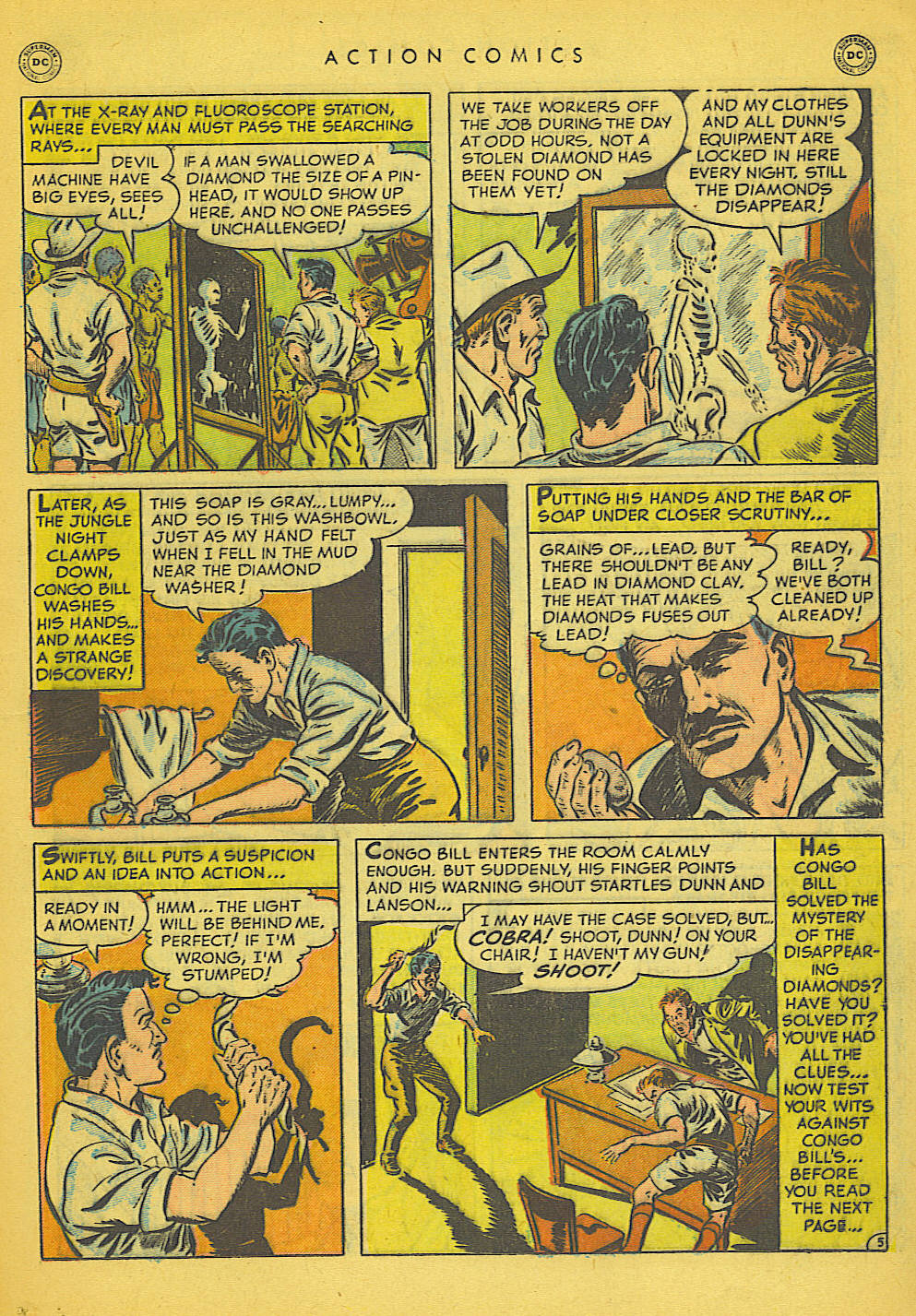 Action Comics (1938) 153 Page 25