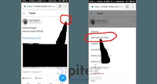 cara download video dari twitter menggunakan aplikasi pihak ke tiga