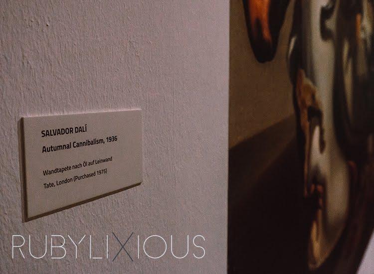 museum of arts, wolfsburg, yayoi kusama, andy warhol, salvador dali, never ending stories