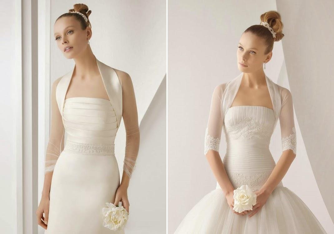 Vestidos de noiva mangas transparentes