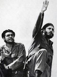 Fidel y el Che, amigos hasta la muerte.