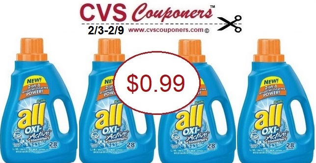 http://www.cvscouponers.com/2018/05/all-laundry-detergent-only-099-at-cvs.html