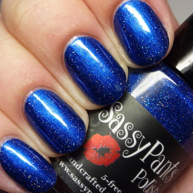 Sassy Pants Polish True Blue