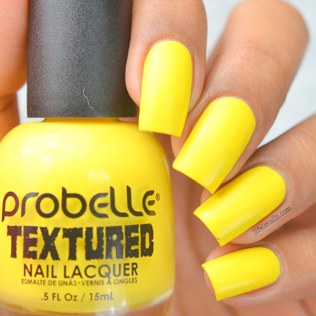 Probelle Beauty Textured yellow