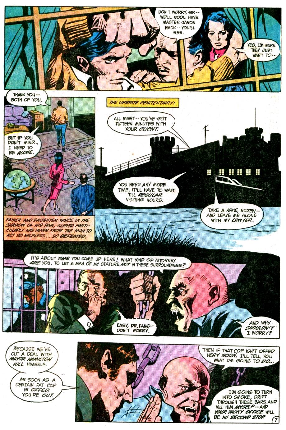 Detective Comics (1937) 542 Page 7
