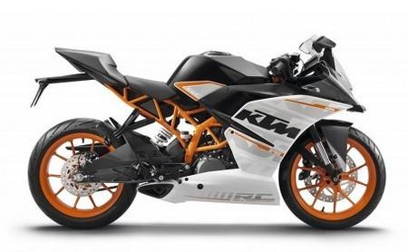 Spesifikasi KTM RC390