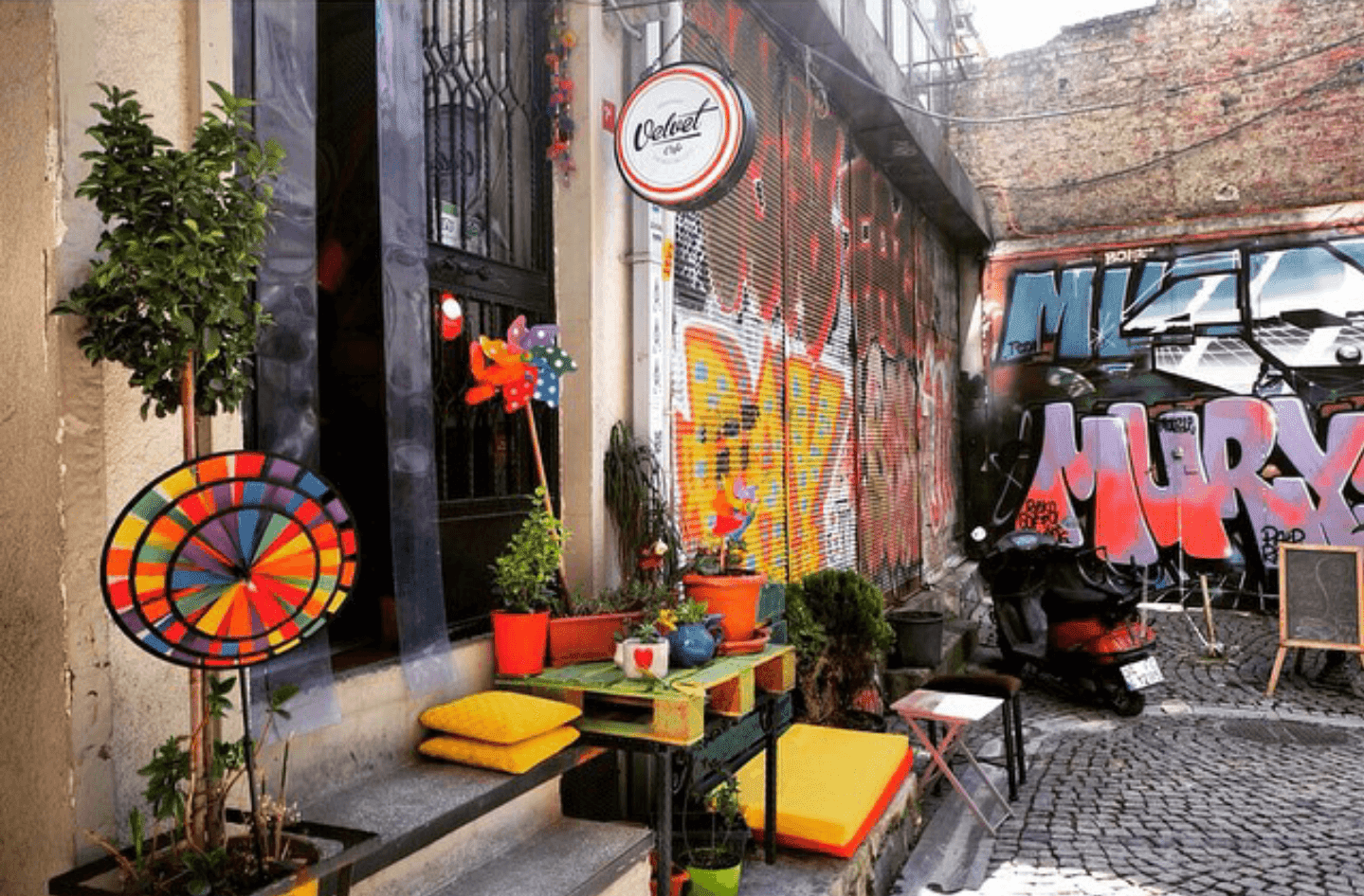 Velvet Cafe Karaköy