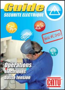 Guide Sécurité Électrique ( Opérations électriques basse tension )