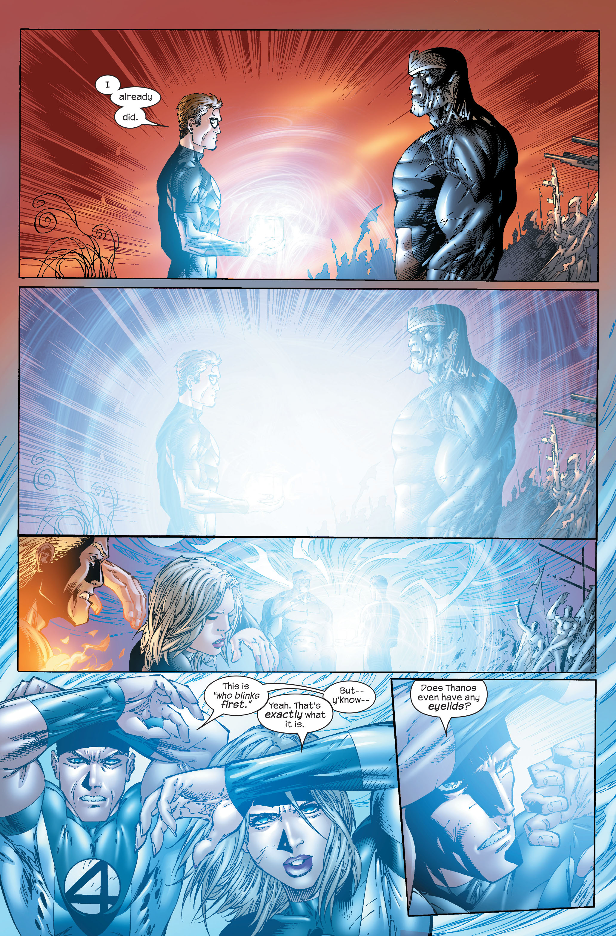 Read online Ultimate Fantastic Four (2004) comic -  Issue #51 - 20