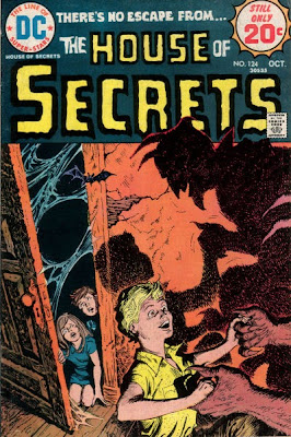 House of Secrets #124