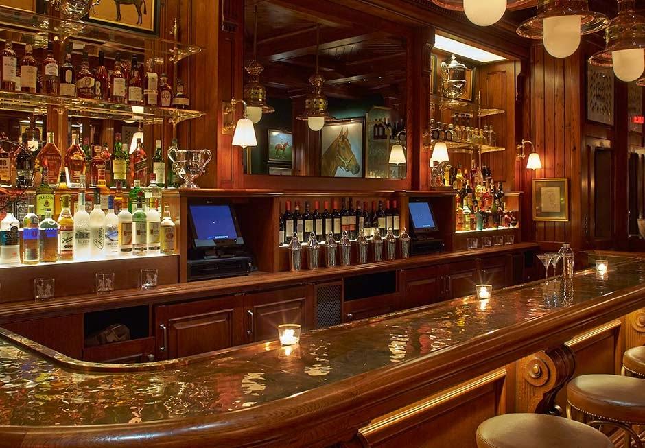 Hautezone Ralph Lauren S Polo Bar Nyc Opens Today Ya Hoo