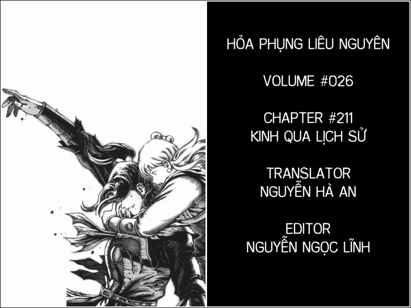 Hỏa Phụng Liêu Nguyên tập 211 - 1