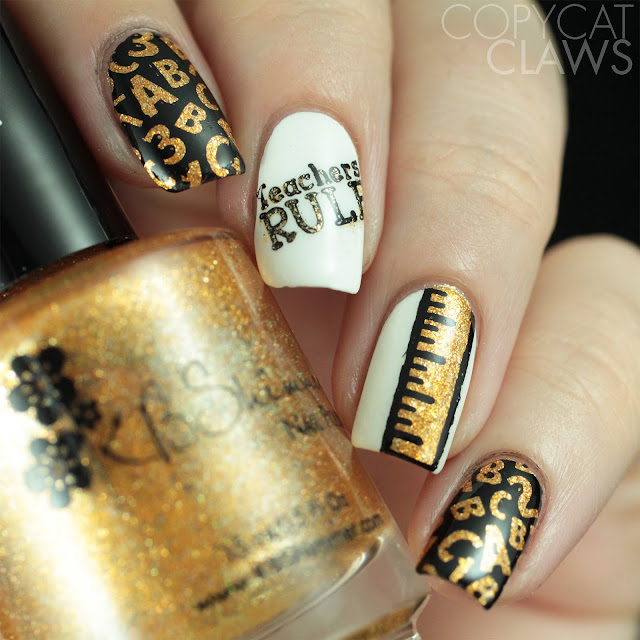 UberChic Beauty School Is Cool Stamping