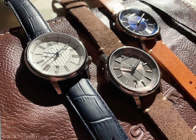Gavox Legacy Power Reserve Collection