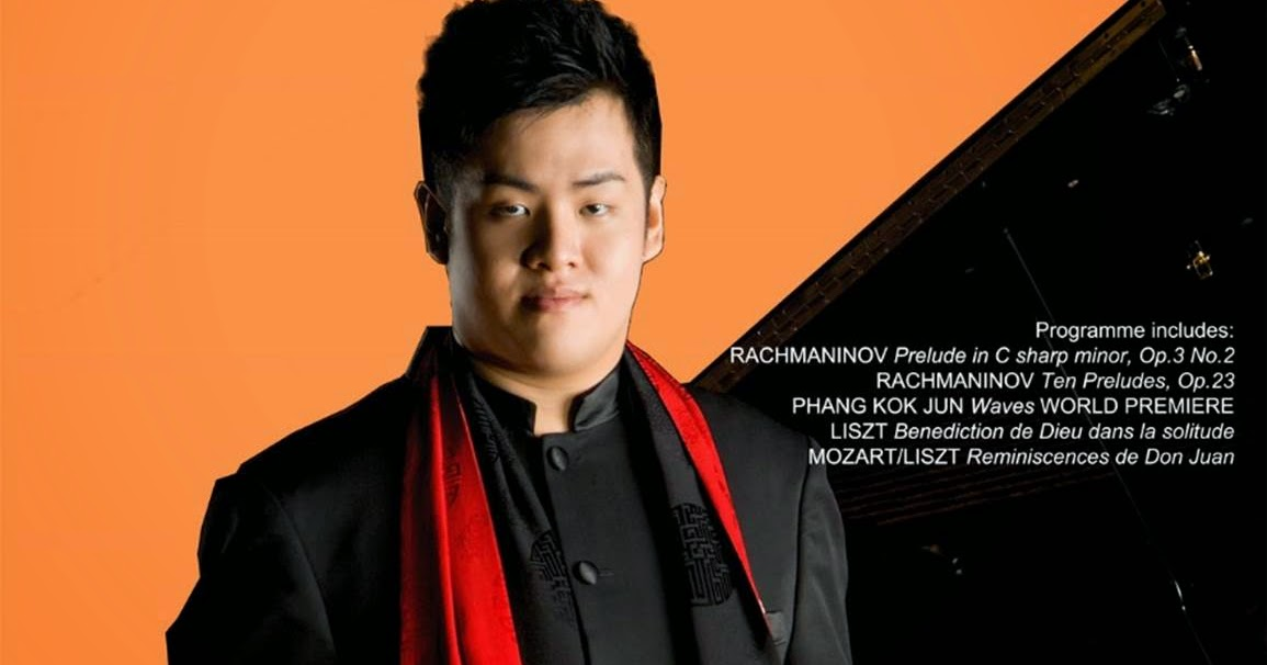 pianomania: A PIANO RECITAL YOU WILL ENJOY: CLARENCE LEE on