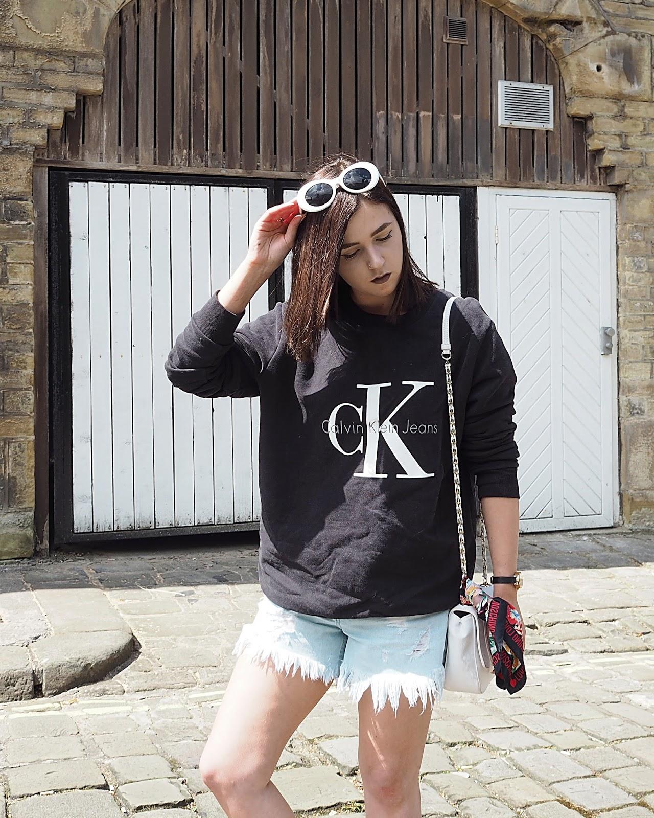 Calvin Klein Summer Outfit 4