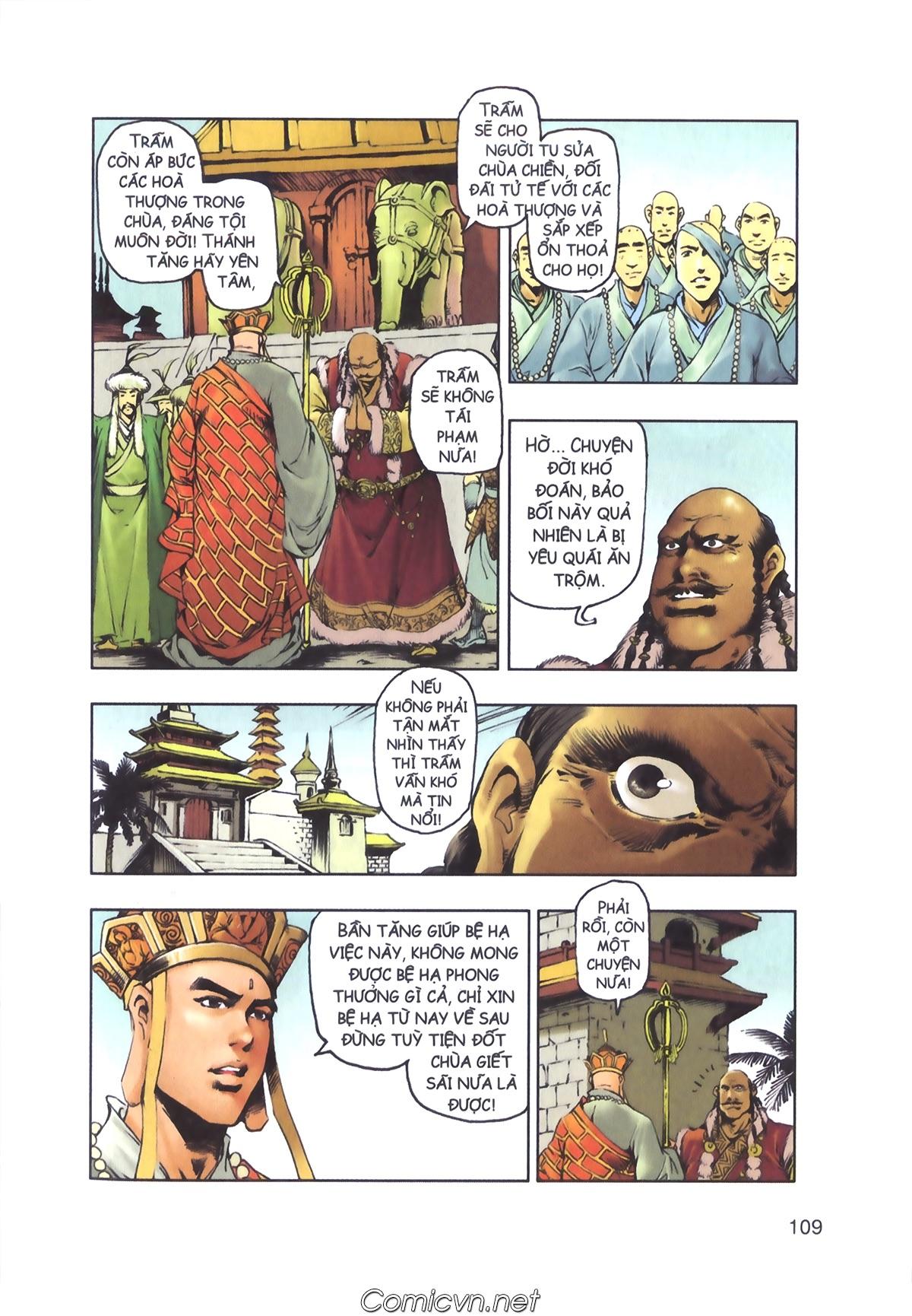 Tây Du Ký màu - Chapter 112 - Pic 30