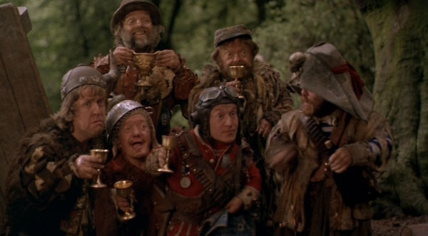 Time Bandits, directed by Terry Gilliam