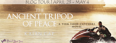 Excerpt: The Ancient Tripod of Peace by Kalen Cap