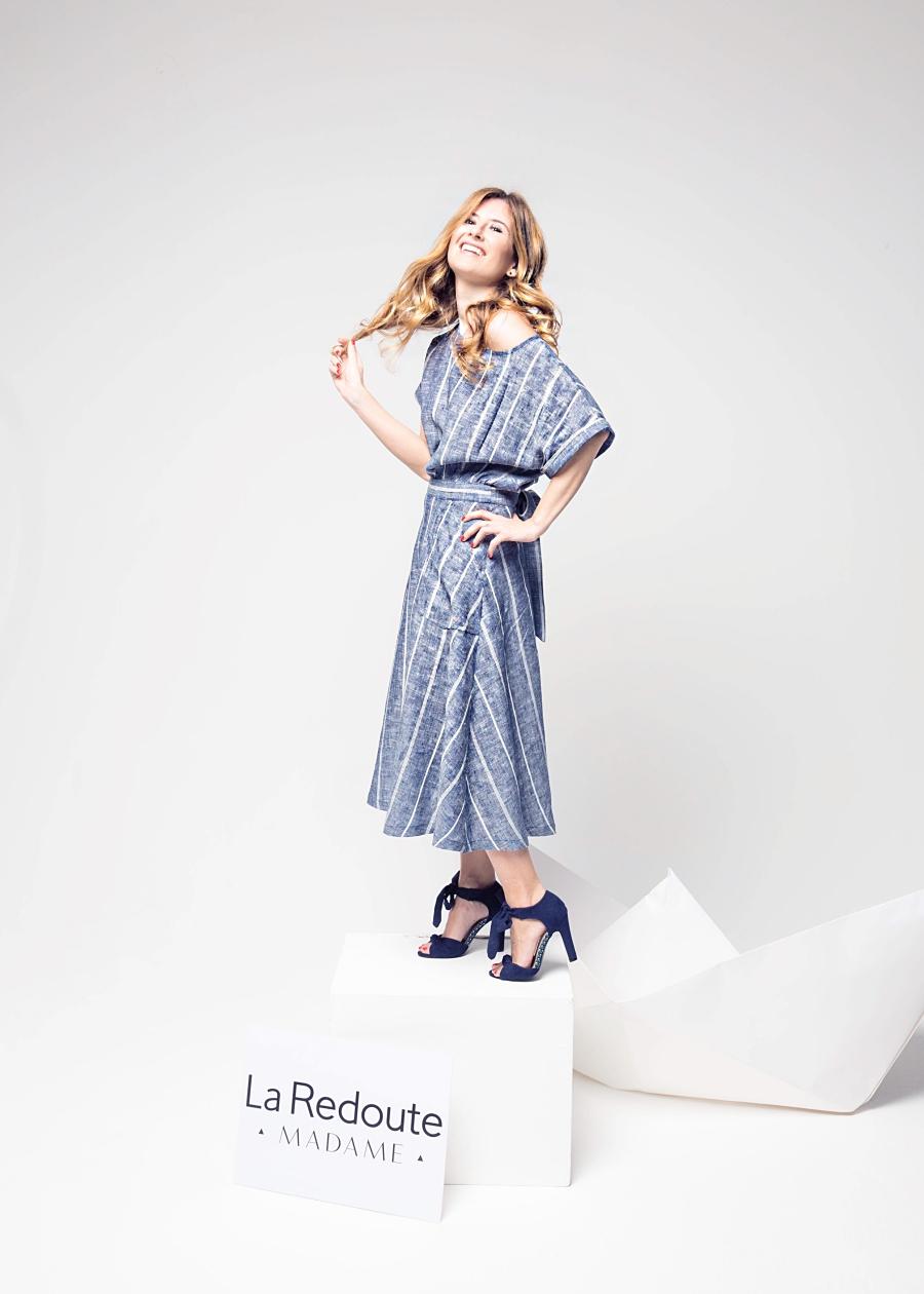 blog de moda y lifestyle shooting in paris la redoute. Black Bedroom Furniture Sets. Home Design Ideas