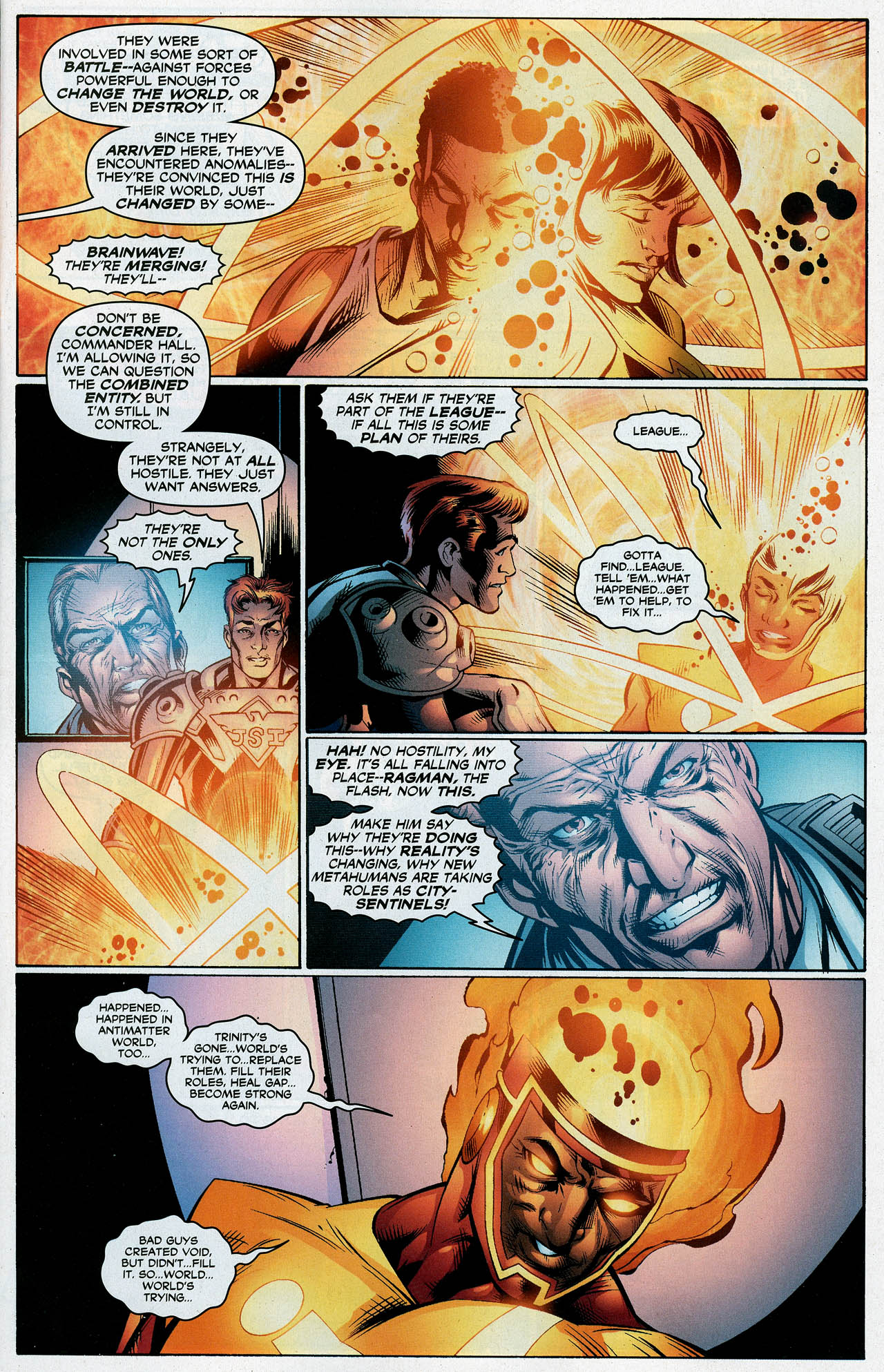 Read online Trinity (2008) comic -  Issue #23 - 9