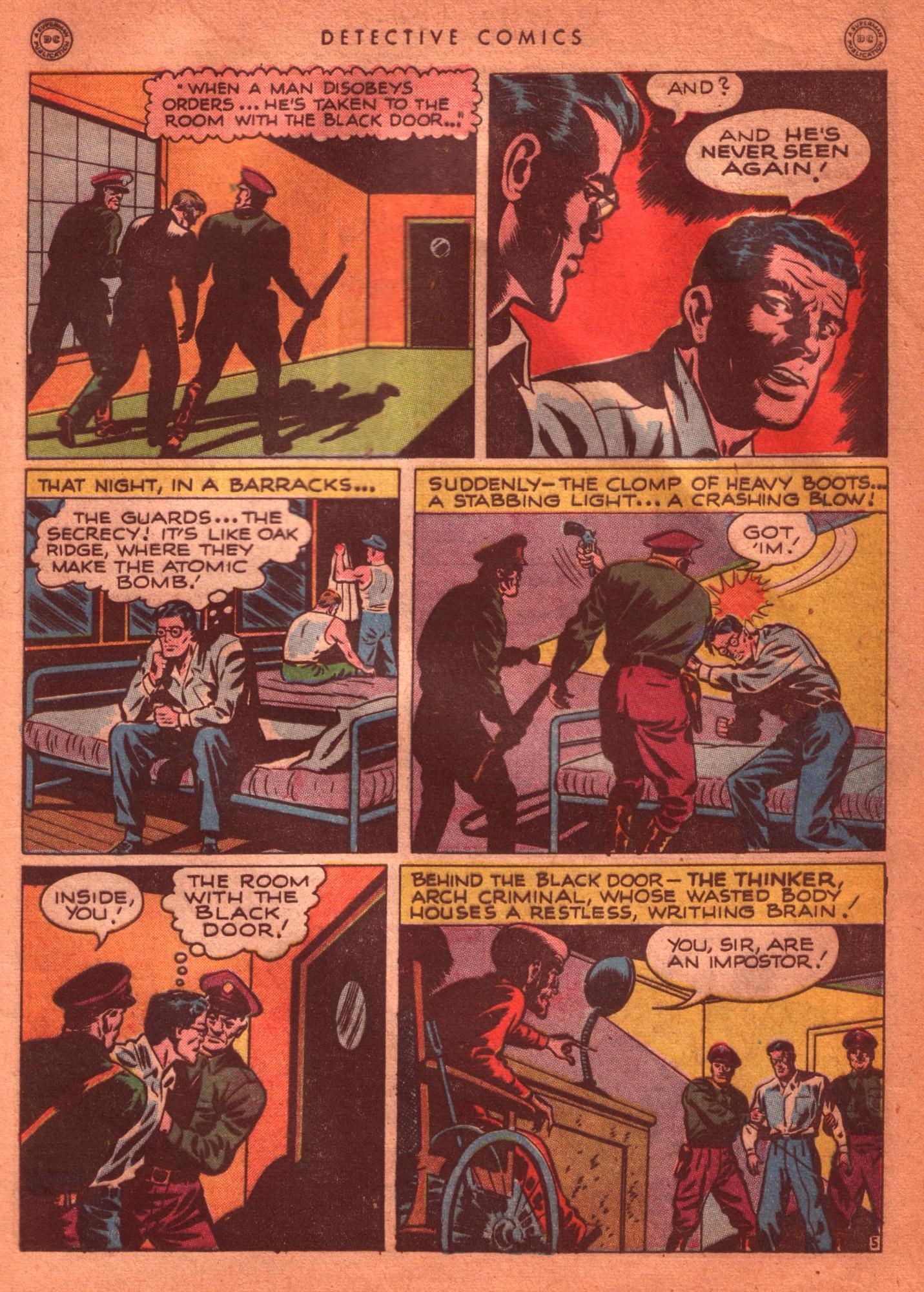 Read online Detective Comics (1937) comic -  Issue #125 - 7
