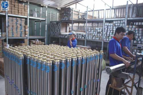 Tiết kiệm chi phí khi sử dụng máy bơm nước dân dụng - gia đình của Tân Huỳnh Châu