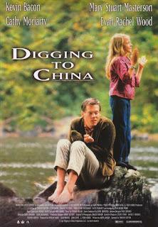 Подкоп в Китай / Digging to China.