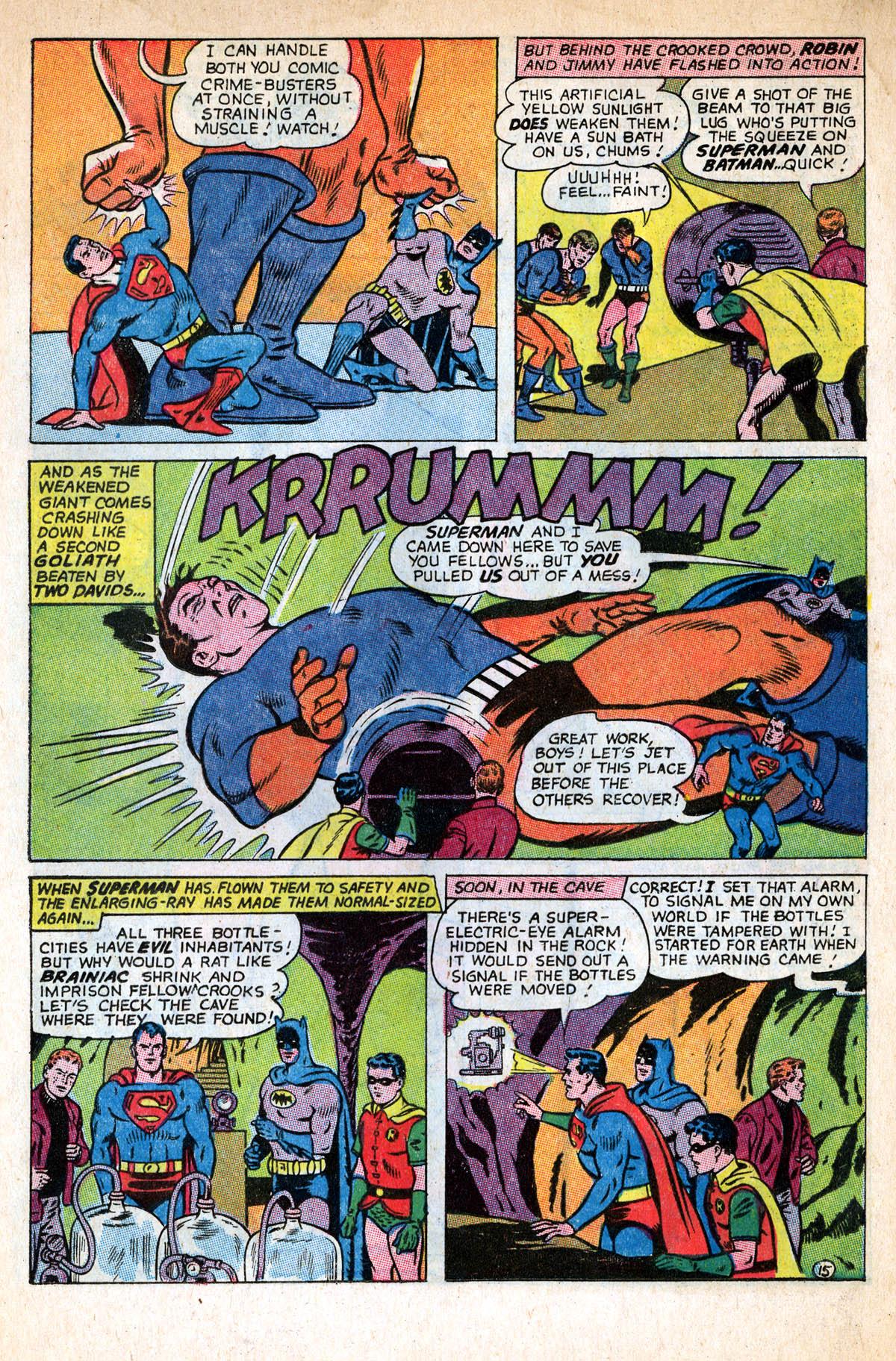 Read online World's Finest Comics comic -  Issue #158 - 20