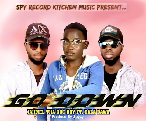 NEW MUSIC: GO DOWN - JAHMEEL DROC BOI feat. DALAH DAWAH ( Prod. by SPYZY)