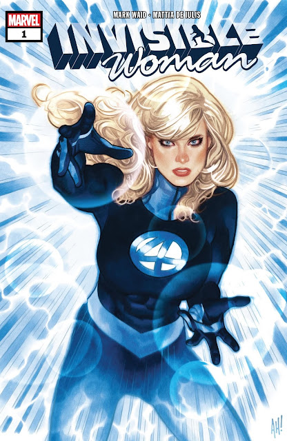 Portada de Invisible Woman Vol.1 #01