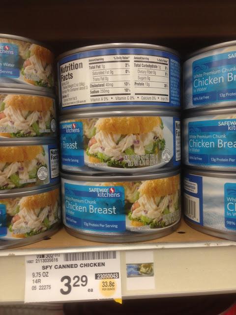Chicken Breast, Safeway Kitchens, 9.75 oz - Safeway