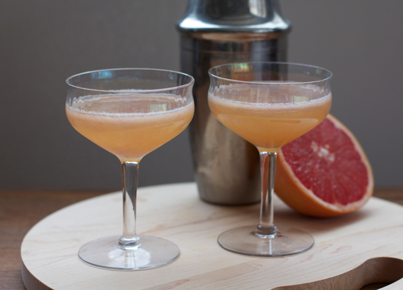 Northwoods Brown Derby Cocktail || A Less Processed Life