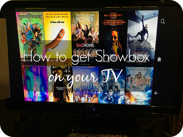 how to get showbox on your tv