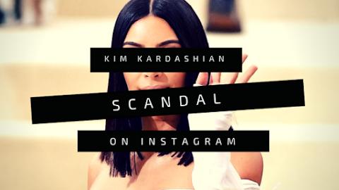 Uncaring and Dangerous? Kim Kardashian's Recent Instagram Scandal