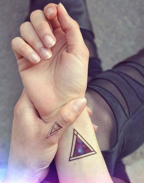 geometrik bilek dövmeleri tumblr geometric wrist tattoos 2
