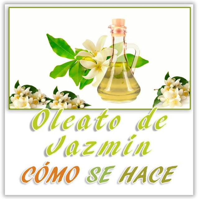Oleato De Jazmín