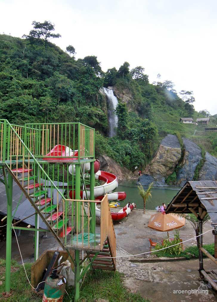 curug bidadari sentul paradise park