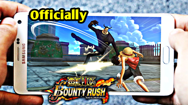 Download One Piece Bounty Rush Official On (Android/IOS)