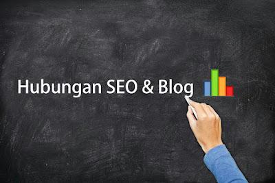 Hubungan blog dengan seo memiliki banyak manfaat untuk meningkatkan visitor blog dan mendapatkan sumber trafik dari search engine google.