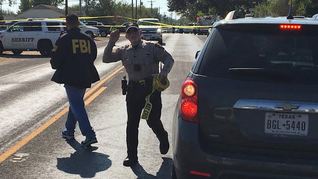 EE.UU.: Un hombre armado entra una iglesia de Texas y mata a más de veinte personas