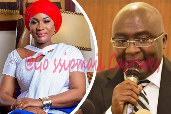 I Had a 'sleepless night' with My Husband  – Samira Bawumia