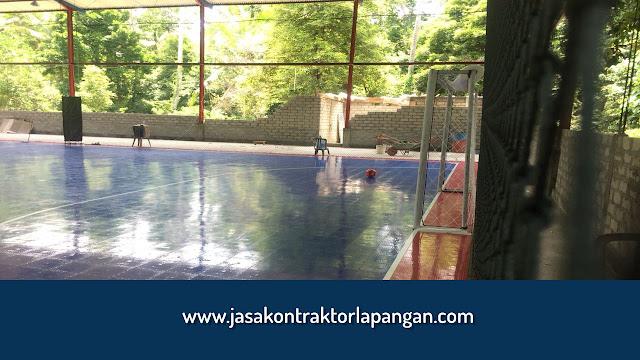 Lapangan Futsal Terbaik Indonesia 4 Pilihan